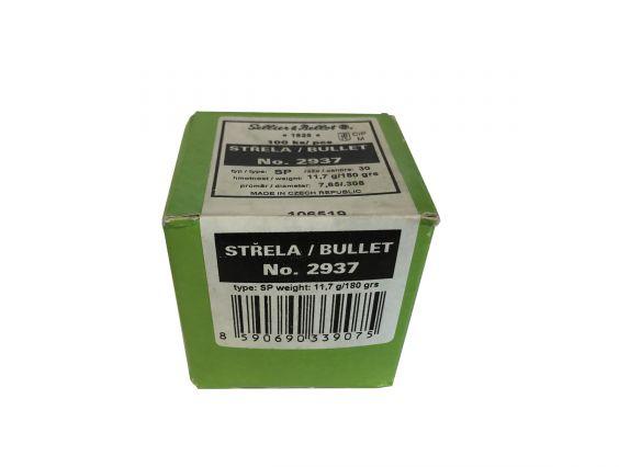 PUNTA S&B CAL. 30 SP / .308 180GR