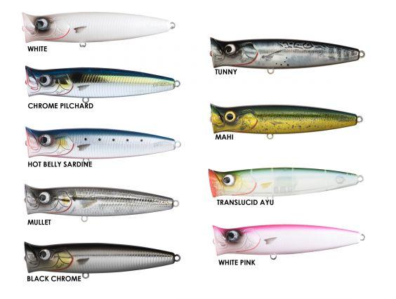 FISHUS BY LURENZO UBUNTU 135